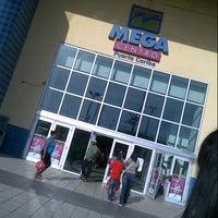 Photo taken at Megacentro by Yelitssa C. on 2/9/2013