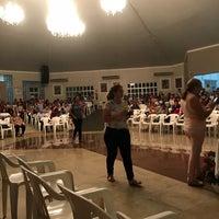 Photo taken at Paróquia São Luiz Gonzaga by Lia Geraldo G. on 10/31/2017