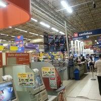 Foto tirada no(a) Hiper Bompreço por Eber Bezerra [TIMBETA] #. em 3/11/2013