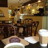 Photo taken at Clinton Bakery Café by Liz D. on 8/8/2013