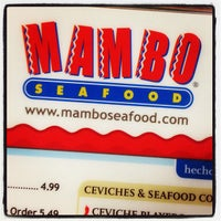 Photo taken at Mambo Seafood by Kenny C. on 2/13/2013