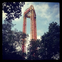 Photo taken at Six Flags México by Kenny C. on 7/13/2013
