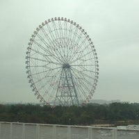 Photo taken at Diamond and Flower Ferris Wheel by Masayoshi T. on 2/6/2013