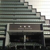 Photo taken at Ōsaka Station by Masayoshi T. on 3/21/2013