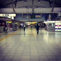 Photo taken at Tamachi Station by Masayoshi T. on 7/20/2013
