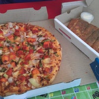 Photo taken at Domino's Pizza by Zeemulla A. on 10/11/2012