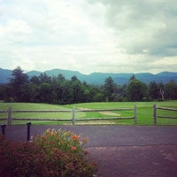 Photo taken at Lake Placid Club Resort Golf by eric t. on 7/21/2014
