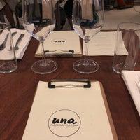 Foto diambil di Una Pizza Napoletana oleh joanne w. pada 9/4/2018