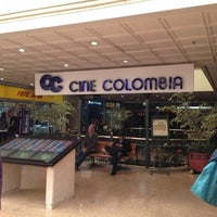 Photo taken at Cine Colombia | Multiplex Andino by alexander k. on 9/21/2012
