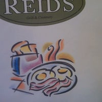 Photo taken at Reid's Grill & Creamery by Kathy L. on 7/14/2013