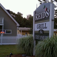 Photo taken at Reid's Grill & Creamery by Kathy L. on 8/5/2013