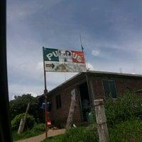 Photo taken at Singuilucan by Oscar C. on 8/14/2016