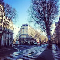 Photo taken at Rue des Écoles by Mario M. on 2/4/2013