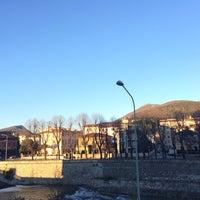 Photo taken at Art Hotel Milano by Daria S. on 2/23/2014