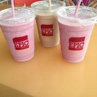 Photo taken at Epic Burger by Marquita H. on 6/9/2013