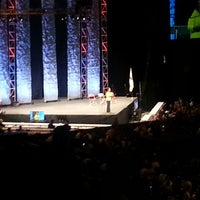 Photo taken at Freedom Hall by Ahmad E. on 4/13/2013