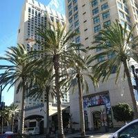 Photo taken at San Diego Marriott Gaslamp Quarter by Genna B. on 1/28/2013