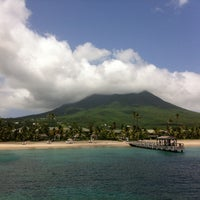 Photo taken at Four Seasons Resort Nevis, West Indies by Kathy A. on 5/29/2013