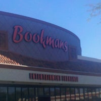 Photo taken at Bookmans by Adam B. on 3/2/2013