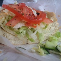 Photo taken at Capriotti's Sandwich Shop by Mary L. on 2/25/2014