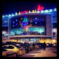 Снимок сделан в ТРЦ «ИЮНЬ» пользователем Alexandr D. 2/18/2013