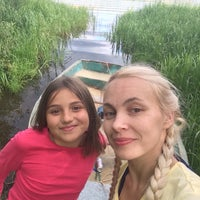 Photo taken at Остров Буян by Наташа Л. on 8/16/2015