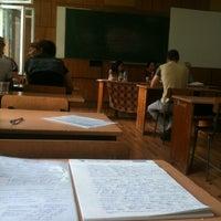 "Photo taken at Universitatea Pedagogică de Stat ""Ion Creangă"" by Iren R. on 6/27/2013"