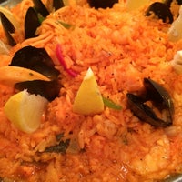 Photo taken at Papi's Cuban & Caribbean Grill by Meredith M. on 4/30/2015