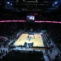3/21/2013에 Çisem B.님이 Žalgirio arena | Zalgiris Arena에서 찍은 사진