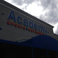 Photo taken at Academy Sports + Outdoors by Little F. on 4/13/2013
