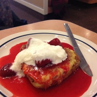 Photo taken at IHOP by Jessica V. on 1/22/2013