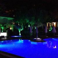 Photo taken at Morina Pool Bar by Inna .. on 7/6/2013