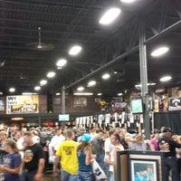 Photo taken at Milwaukee Harley-Davidson by Jector U. on 8/30/2013