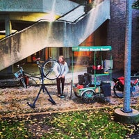 Photo taken at UIC - Rebecca Port Student Center & Cafe by Adam C. on 10/3/2013