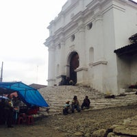 Photo taken at Chichicastenango by Denis A. on 3/29/2015