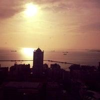 5/22/2013 tarihinde Turkan K.ziyaretçi tarafından Hilton Izmir'de çekilen fotoğraf
