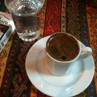 Photo taken at Çınar Cafe by Sultan Y. on 1/20/2013