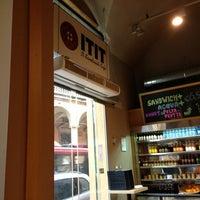 Photo taken at ITIT Il Sandwich Cafè by Alfio G. on 1/24/2013