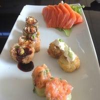 Photo taken at Keeki Restaurante Japonês by Carolina B. on 4/21/2013