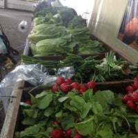 Photo taken at Hop On Farms Fresh Seasonal Produce by gina_gerl on 5/20/2013