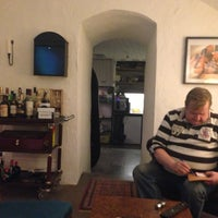 Photo taken at Cigarrklubben by Kenneth H. on 4/12/2013