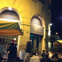 Photo taken at Yguana Café by Hilaria on 5/9/2013