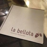 Photo taken at Bar la Bellota by Sandra M. on 11/24/2013