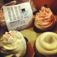 Photo taken at Blue Bird Bake Shop by Stephanie S. on 12/7/2012