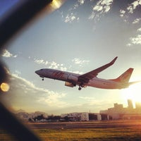 Photo taken at Rio de Janeiro Santos Dumont Airport (SDU) by Cassio L. on 7/14/2013