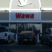 Photo taken at Wawa by Angie W. on 5/4/2013