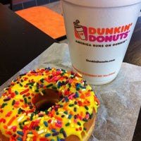 Photo taken at Dunkin Donuts by Angie W. on 1/3/2017