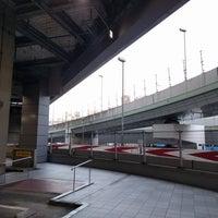 Photo taken at 阪神高速 湊町PA by Takashi S. on 1/3/2018