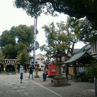 Photo taken at 石津神社 by Takashi S. on 1/2/2017