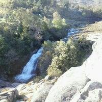 Photo taken at Cascata de Galegos da Serra by Shalmai on 11/3/2013